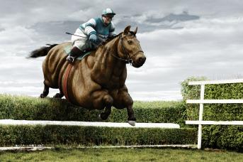fat jockey