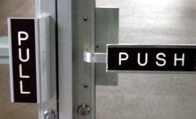 Pull not Push