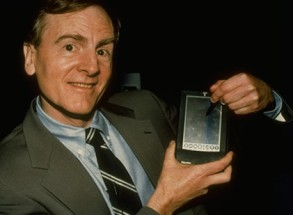 John Sculley chokes his Newton