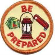 Boyscout Motto - Merit Badge