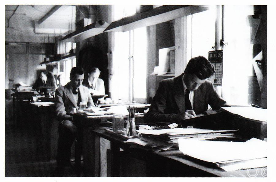 &draftsmen 1955