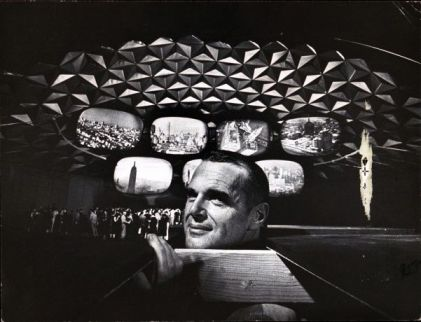 Eames' 64 World's Fair Pavillion