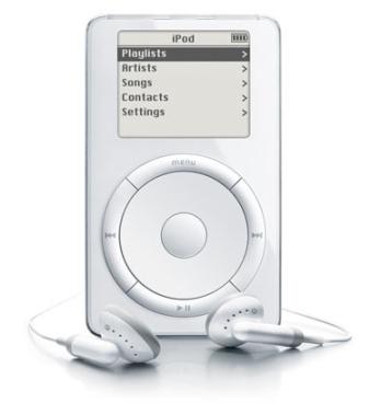 &ipod white