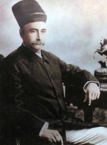 Jamsetji Nusserwanji Tata, founder of the Tata Group