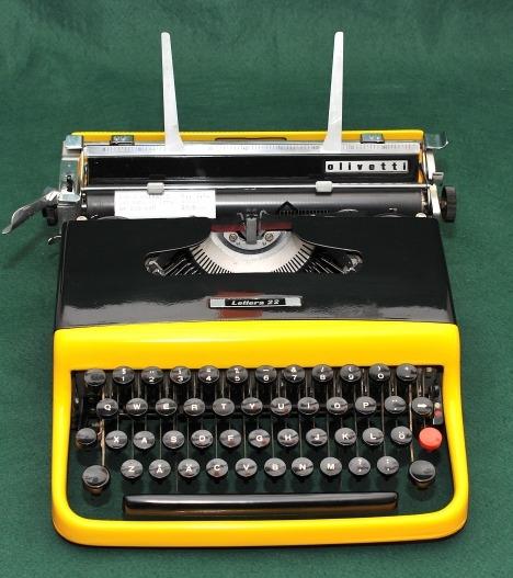&olivetti lettera 1955