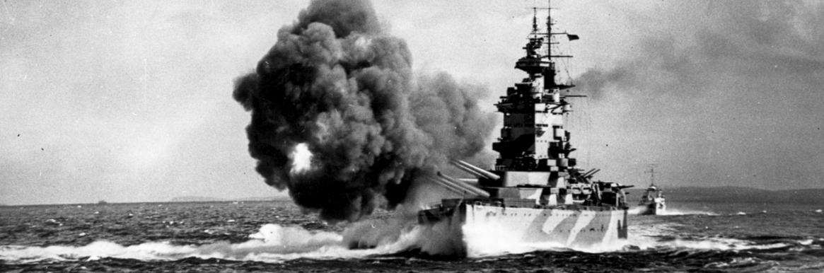 &battleship firing