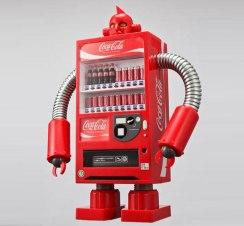 &coke robot