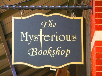 Tribeca's Mysterious Bookshop survives
