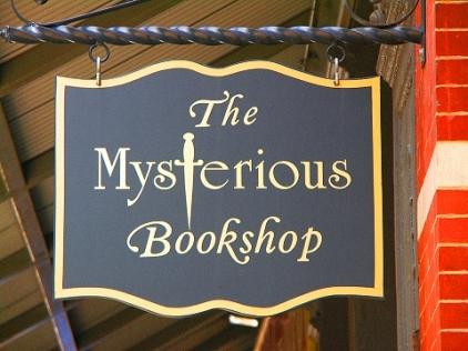 Tribeca's Mysterious Bookshop survives