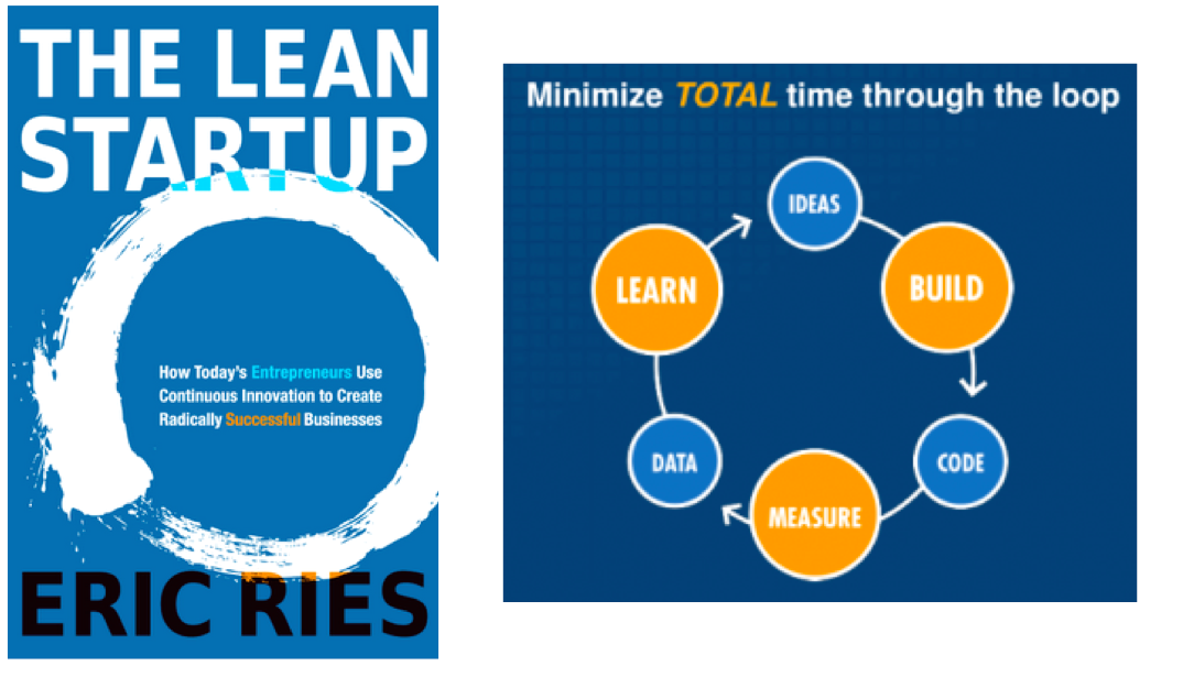 lean startup book cycle